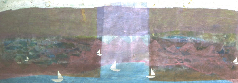 Sailing 'Twixt Heather & Sea
