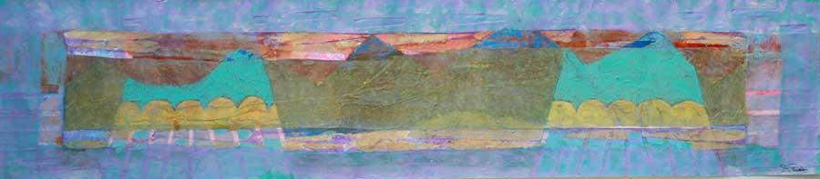 Highland Moss 14x61cm