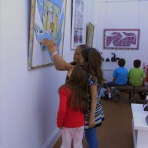 In Galleries