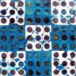 Square Eyes I 80x80cm