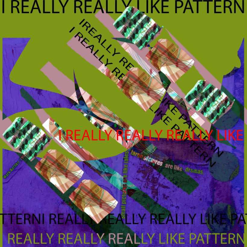 I Really Like Pattern