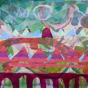 Kilve Landscape 1