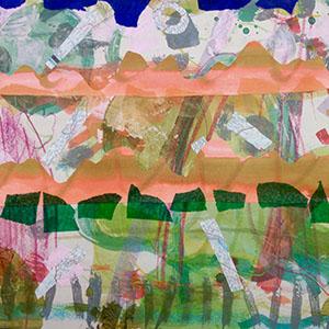 Kilve Landscape 4